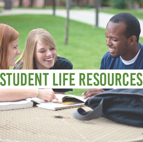 student life resources
